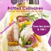 Pavillon France : cuisinons ensemble au Salon de l'agriculture