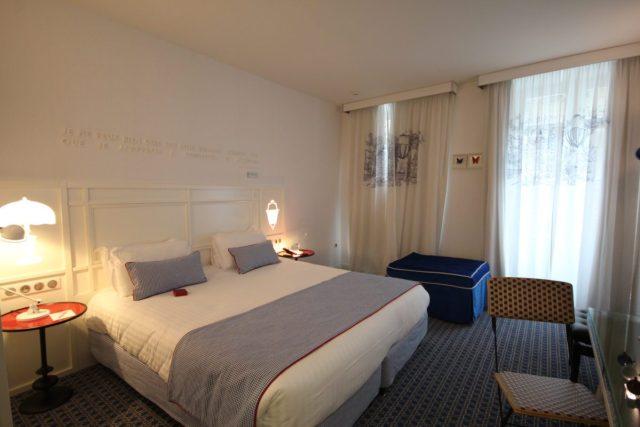 chambre hôtel 34b