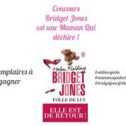Bridget Jones de retour en Maman Qui Déchire !