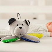 Innovation : Whisbear, l'ourson apaisant pour le sommeil de bébé