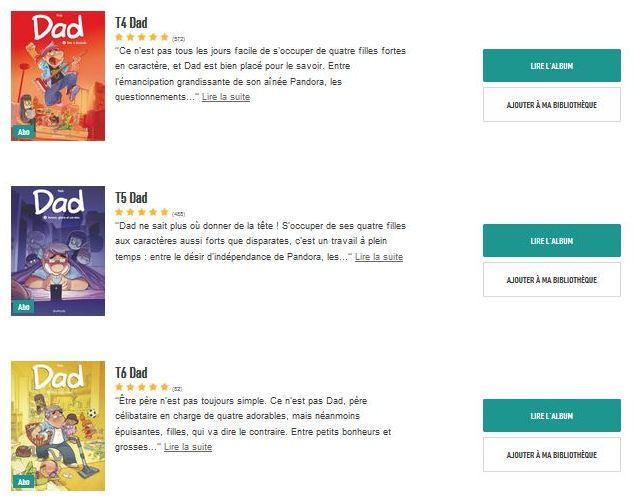 Izneo, Libraire digitale 100% française - Livres enfants, bandes dessinées, mangas, comics en ligne - lecture numérique - abonnement ou achat à l'unité - test et avis - mslf
