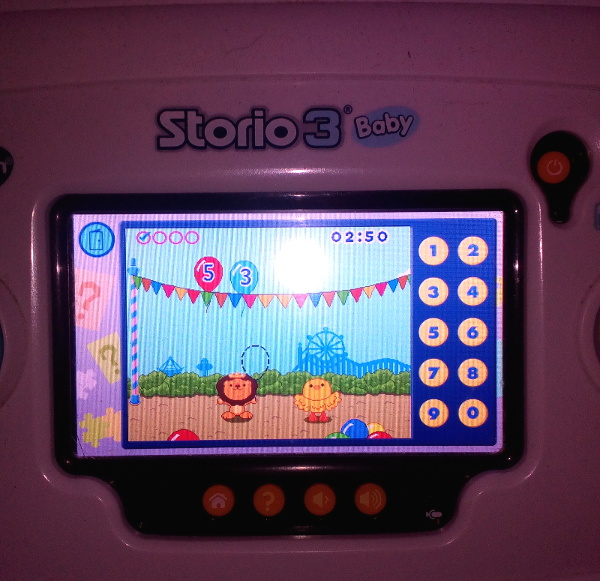jeux storio