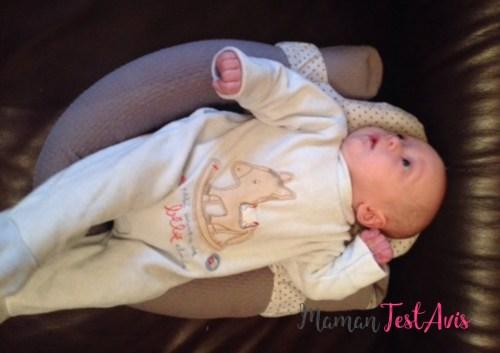 cocoon ergonomique bébé