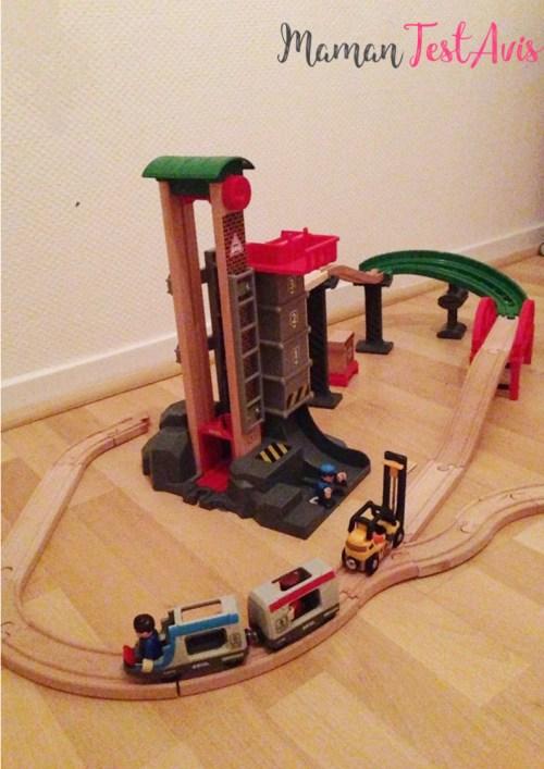 Jouets De Noel : Brio Circuit