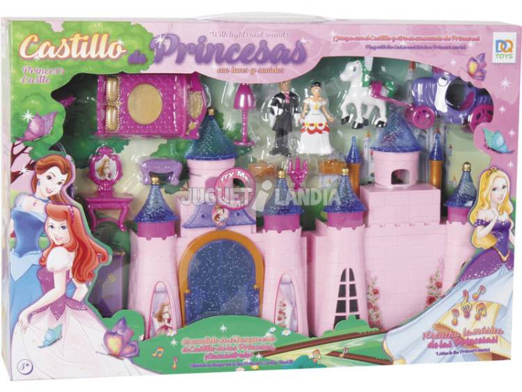 chateau de princesses