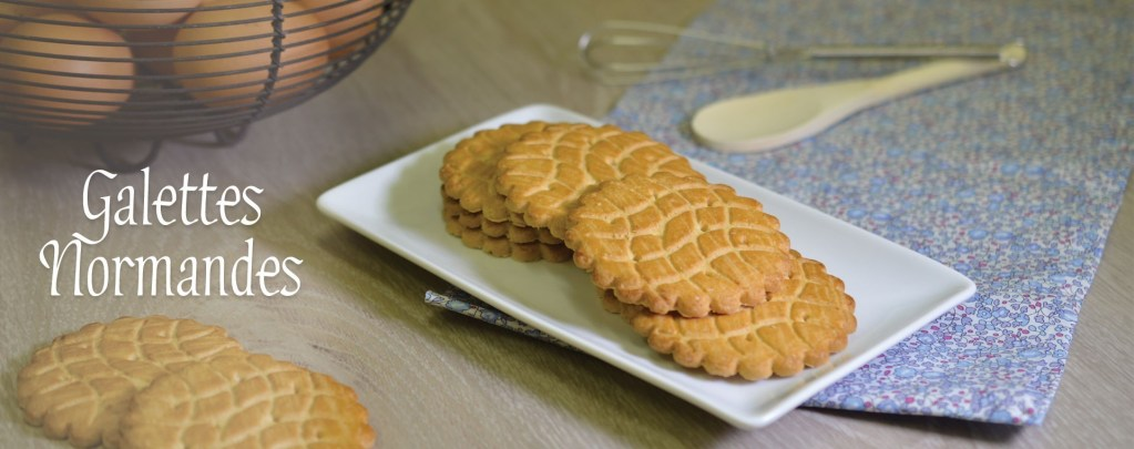 galettes normandes