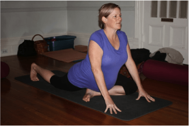 prenatal yoga for sleep  mamanurture