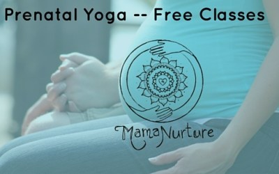 Free Prenatal Yoga Classes