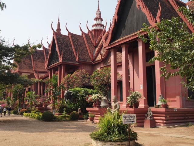 musée des beaux-arts Phnom Penh