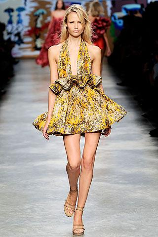 Stella McCartney Paris fashion week 2011