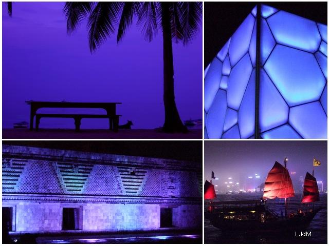 Mes voyages en couleur (violet inside)