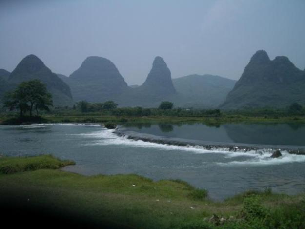 Y comme... Yangshuo (Chine)