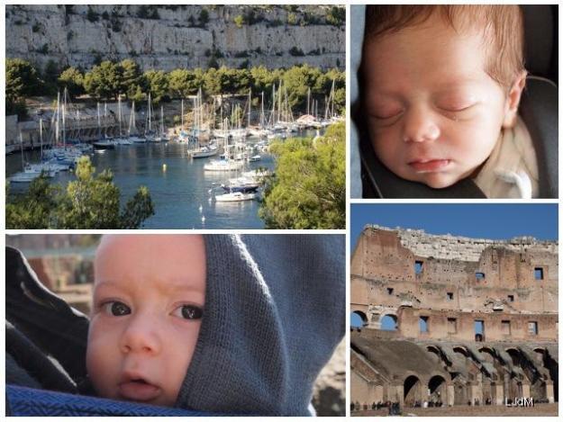 Voyager avec bébé : choisir sa destination (1/2)