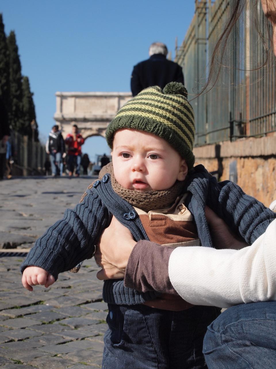 destination soleil avec bébé