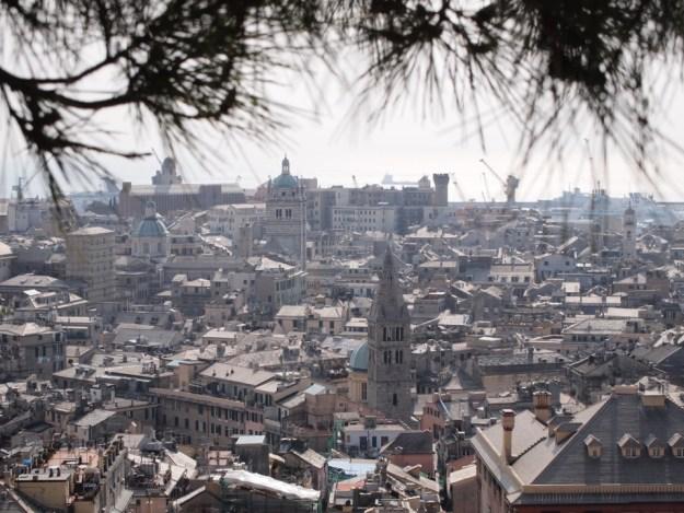 visiter Gênes en famille