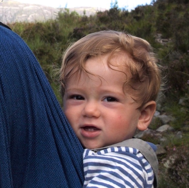 voyage Ecosse avec bébé