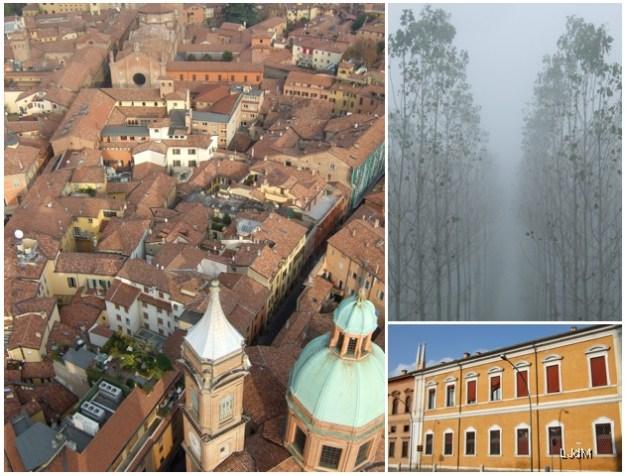 Mes escapades en Italie