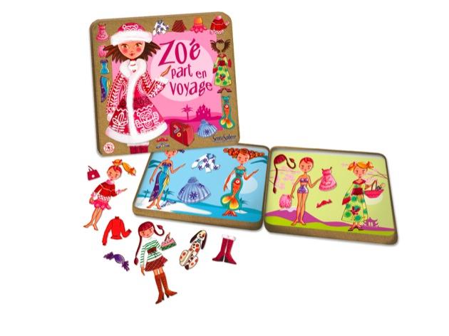 Jeux, jouets et puériculture spécial voyage (concours inside)