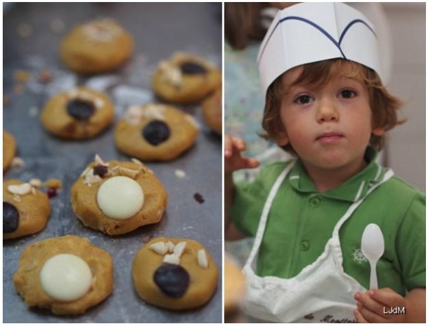 Quand Ticoeur apprend à faire des cookies