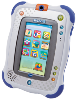 La tablette Storio 2 de V-tech (test produit)