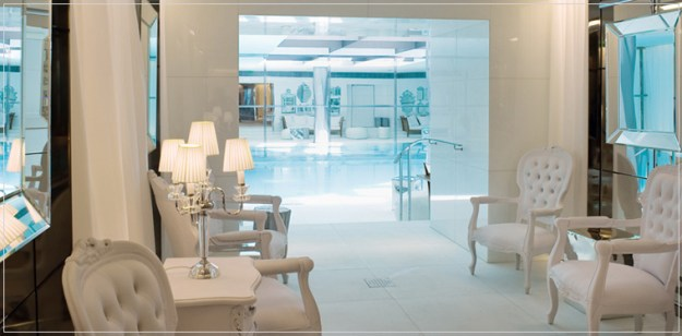 Le Spa du Royal Monceau : un Spa très Starck !
