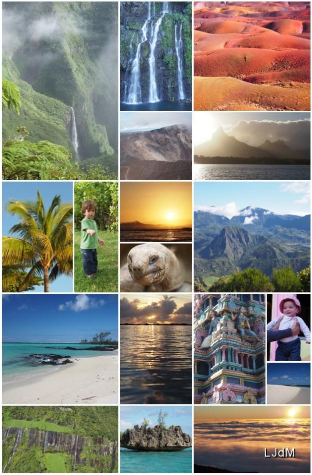 Nos voyages avec enfants en 2012 : le récap'