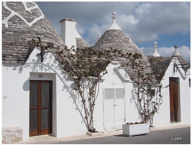 Alberobello et les trulli