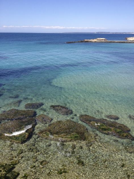 Les Pouilles côté mer