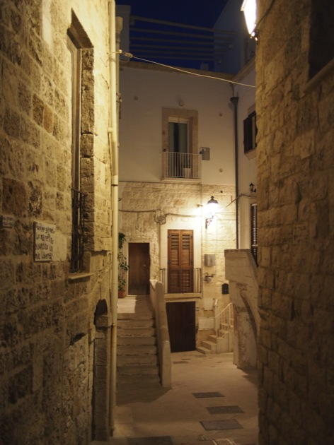Le charme des Pouilles by night (Italie)