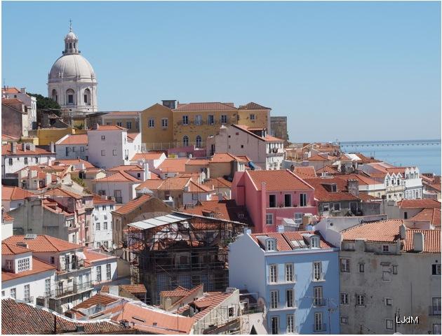 vacances à Lisbonne avec les enfants
