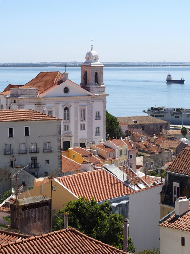 Visite de Lisbonne avec les enfants