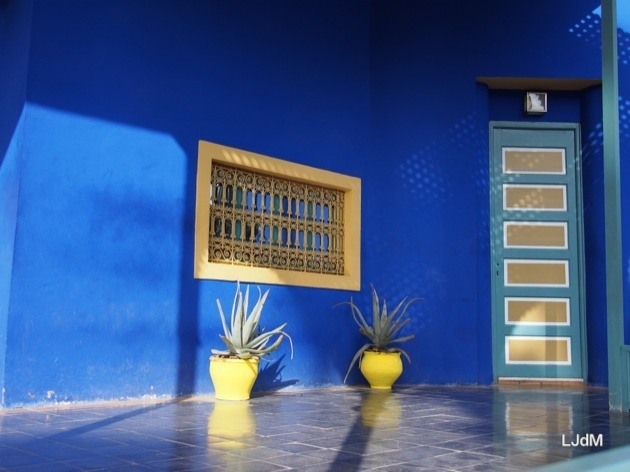 Maroc archives maman voyage - Residence les jardins de majorelle marrakech ...