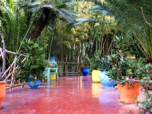 Le jardin majorelle marrakech - Residence les jardins de majorelle marrakech ...