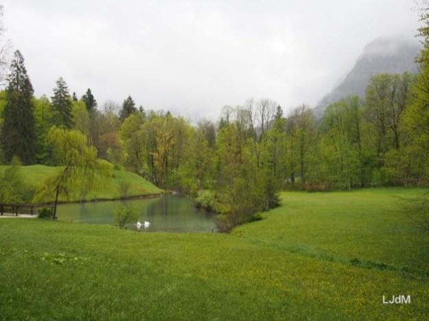 Visite des châteaux de Bavière