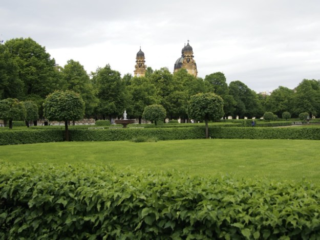 visiter Munich avec les enfants