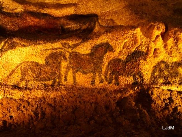 Visite du célèbre site de Lascaux II