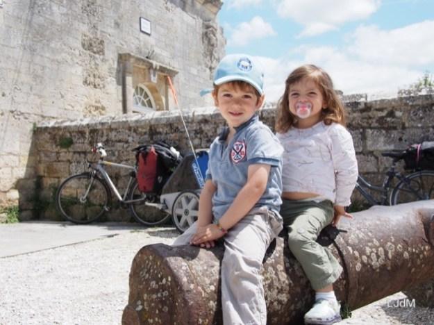 300km de vélo en famille entre La Rochelle et Cap-Ferret !
