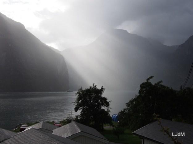 Premières impressions de Norvège