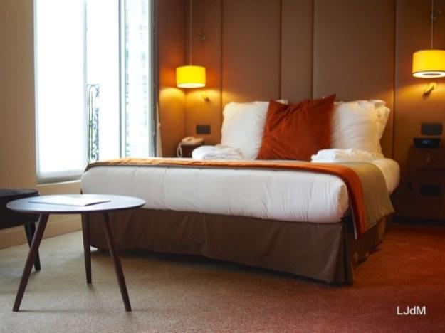 Soirée en amoureux à l'Hôtel La Bourdonnais