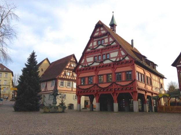 Nos vacances de Noël dans la région de Stuttgart