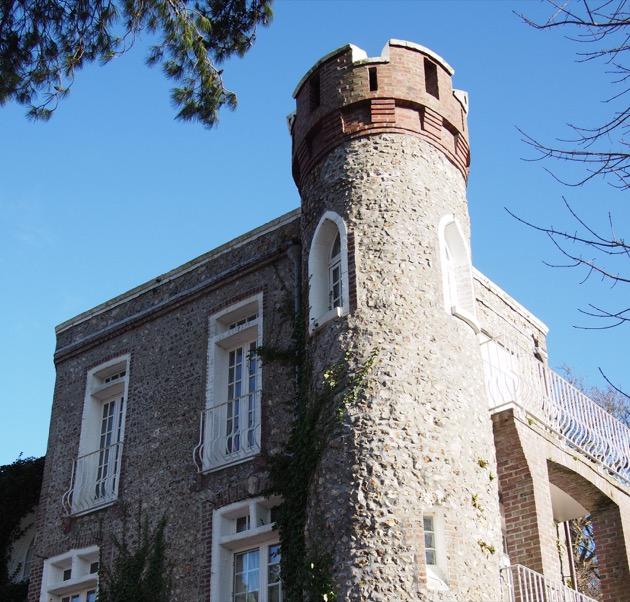 Hotel Domaine Saint Clair Le Donjon