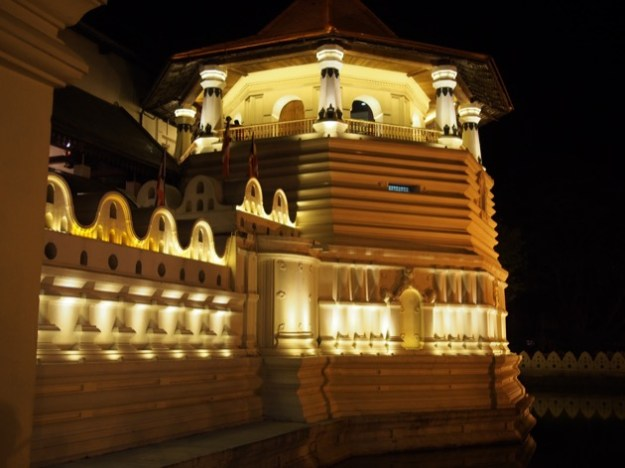 Au pays de Kandy !
