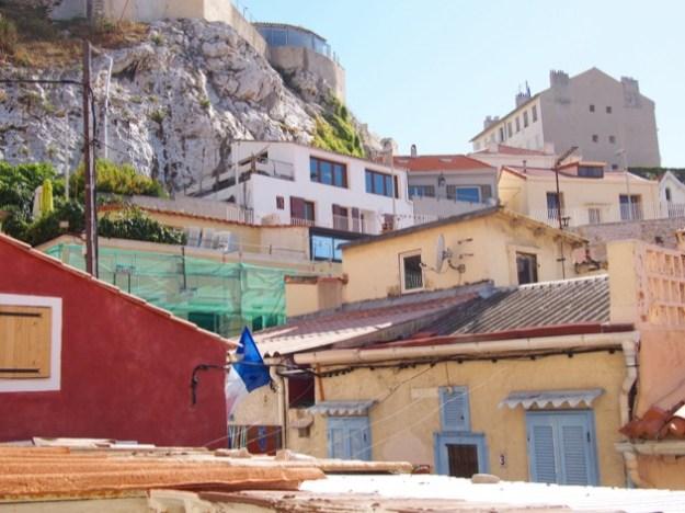 A Marseille, j'aime le Vallon des Auffes et l'anse de Malmousque