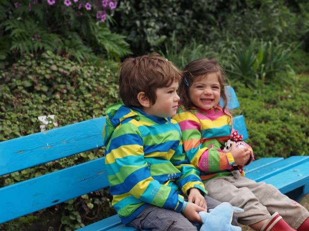 visiter le jardin exotique de Roscoff en famille