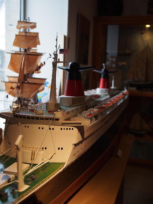 musée maritime de Carantec