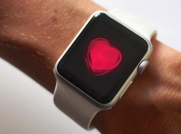 Apple Watch HeartBeat Touch