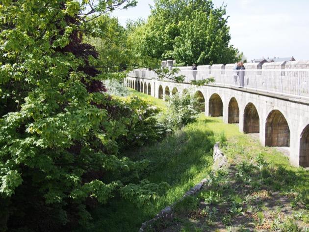remparts de York