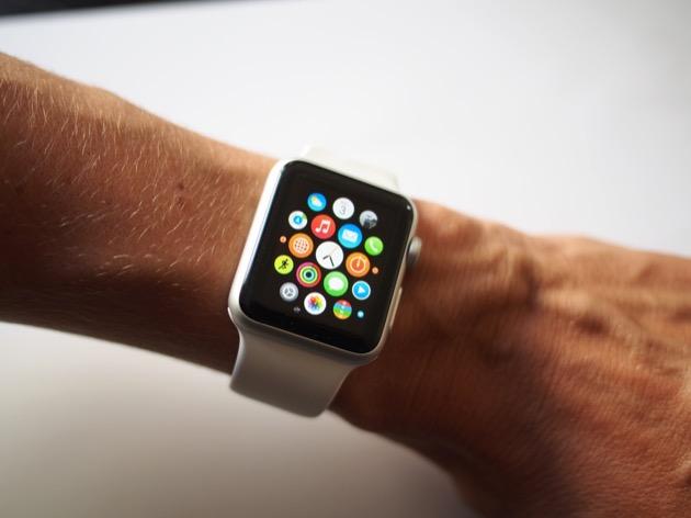avis sur l'Apple Watch