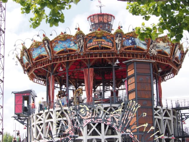 Carrousel Mondes Marins