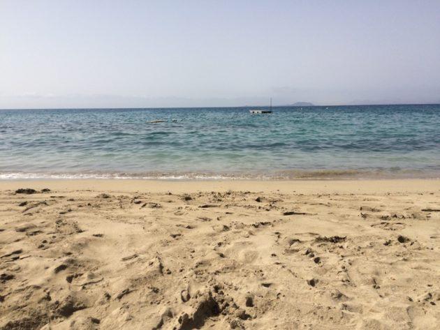 Playa Grande àPuerto del Carmen Lanzarote